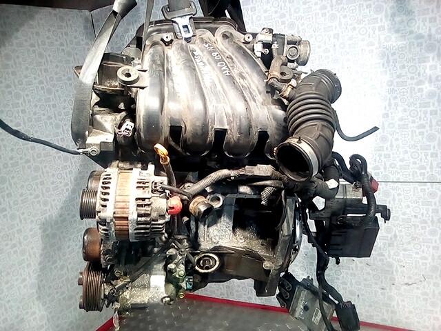 Двигатель (ДВС) Nissan Tiida (C11)  HR16DE