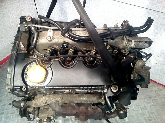 Двигатель (ДВС) Fiat Punto 2  188 B2.000 не читается