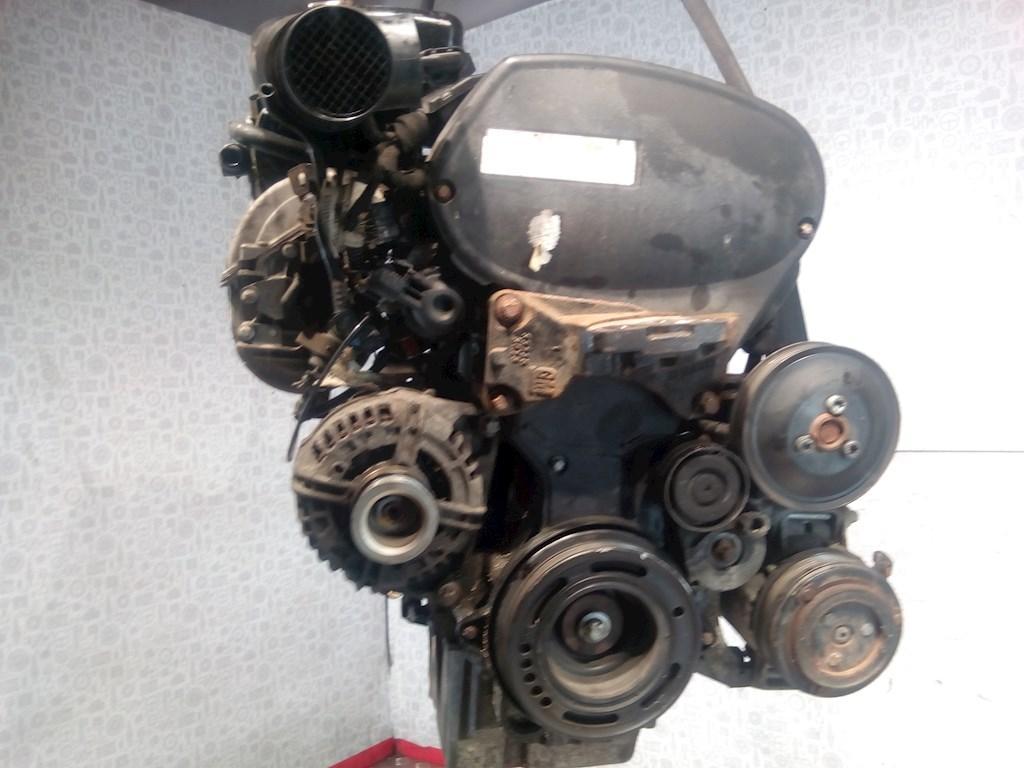 Двигатель (ДВС) Opel Zafira B  Z16XEP (не читается)