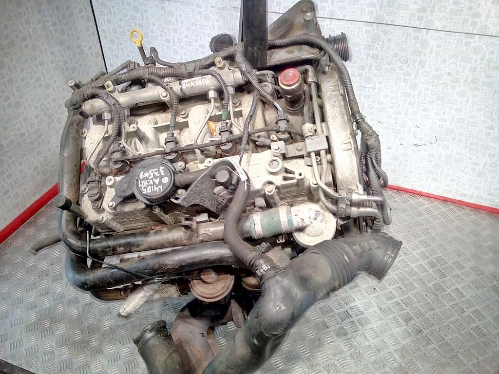Двигатель (ДВС) Chrysler Voyager 4  ENR не читается