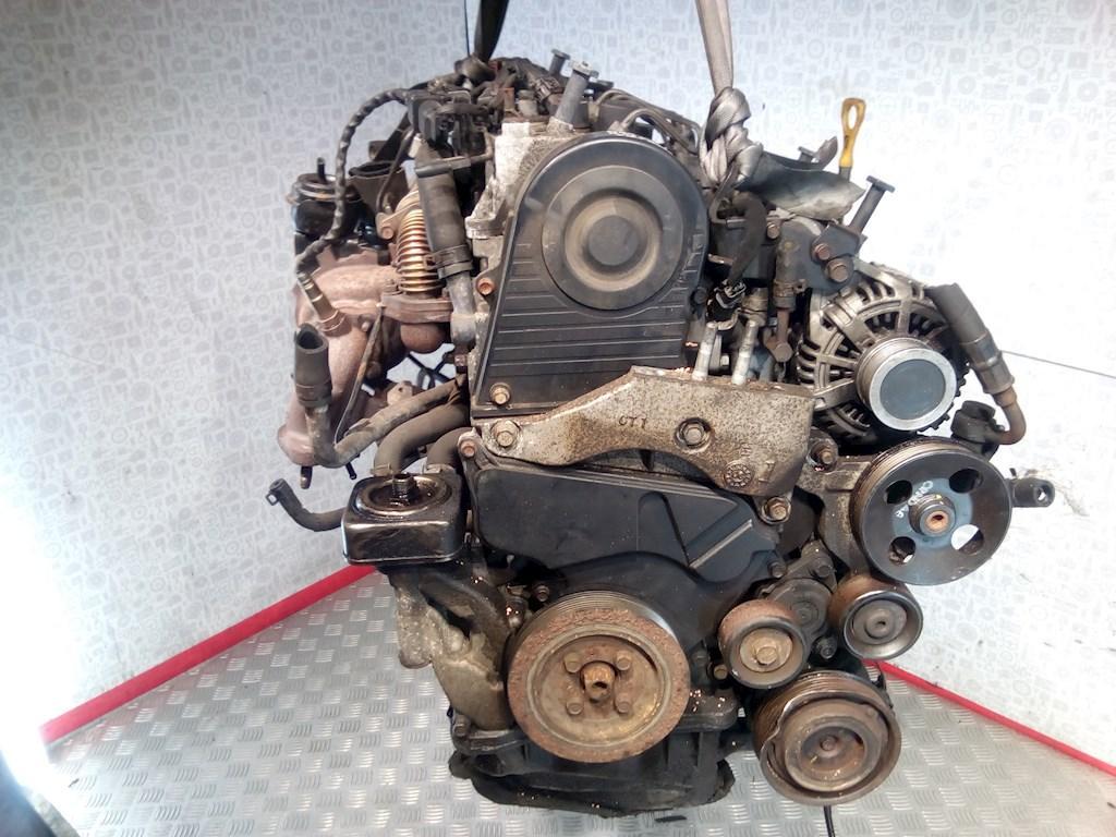 Двигатель (ДВС) Hyundai Tucson  D4EA не читается