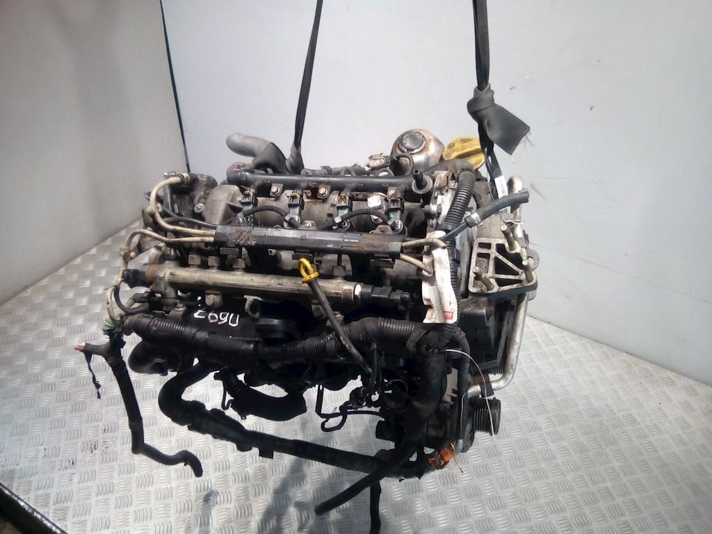 Двигатель (ДВС) Opel Corsa C  Z13DT не читается