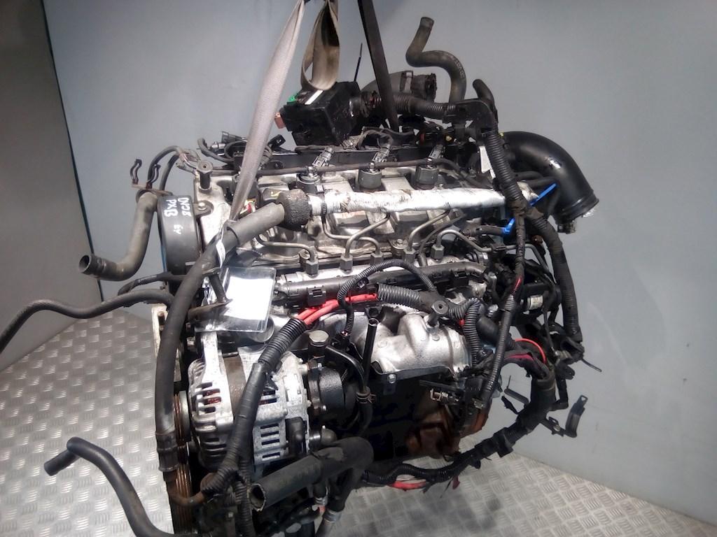 Двигатель (ДВС) Kia Sportage 2  D4EA-V