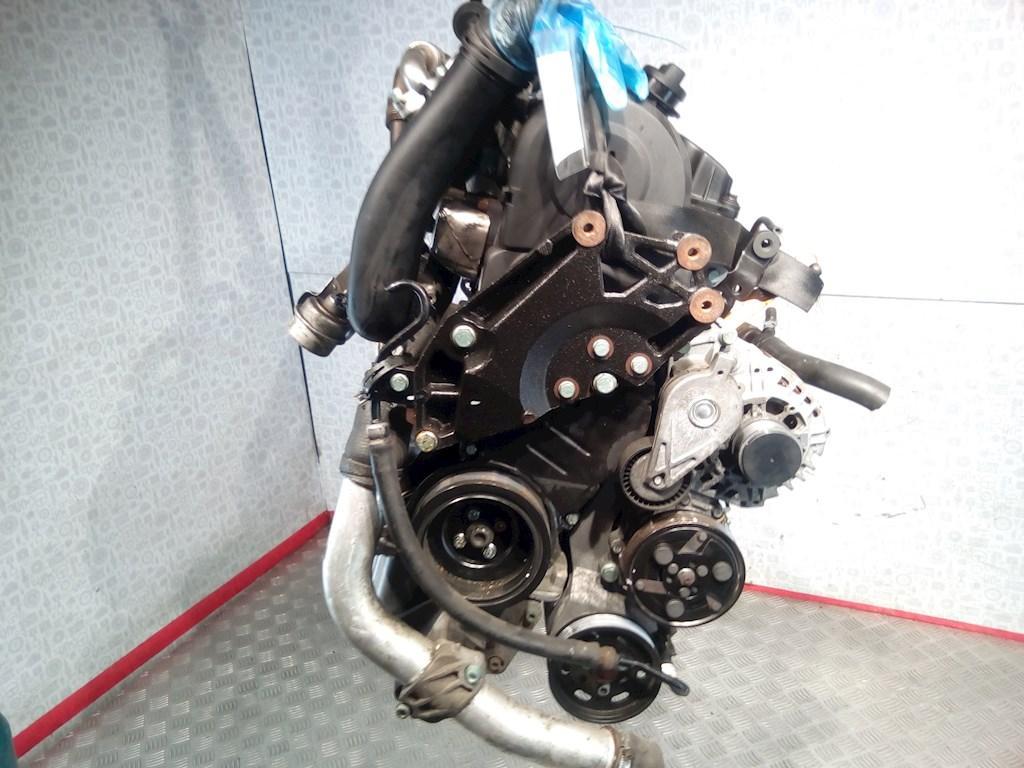 Двигатель (ДВС) Ford Galaxy 1  BTB