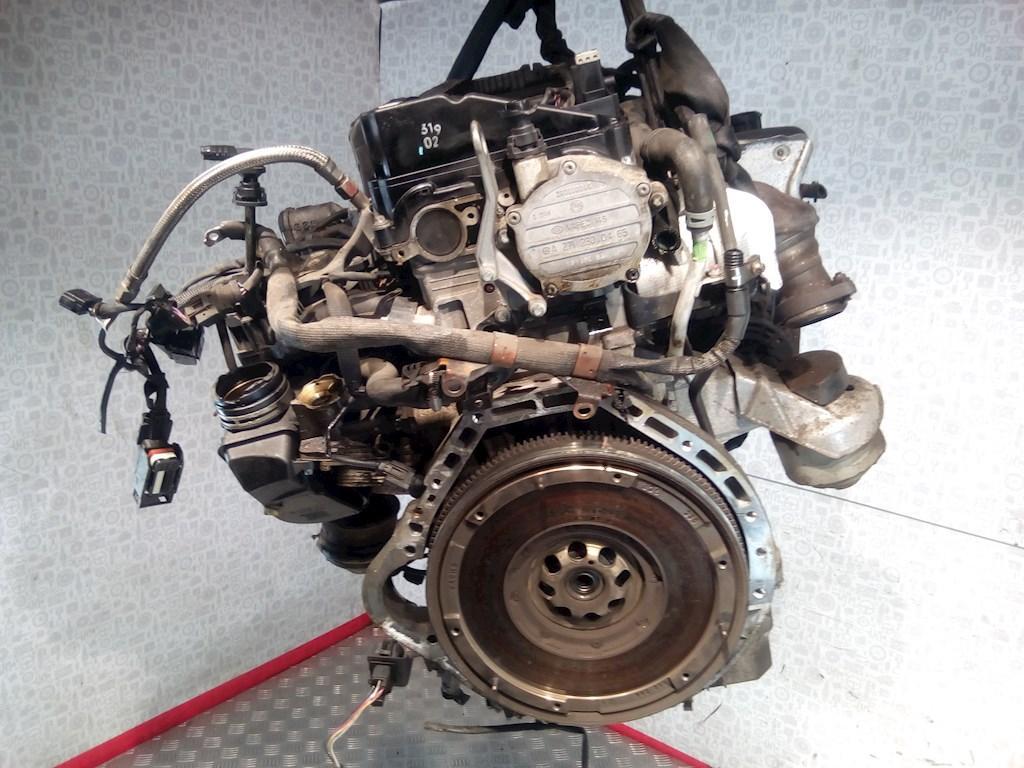 Двигатель (ДВС) Mercedes W203 (C Class)  271.946(не читается)