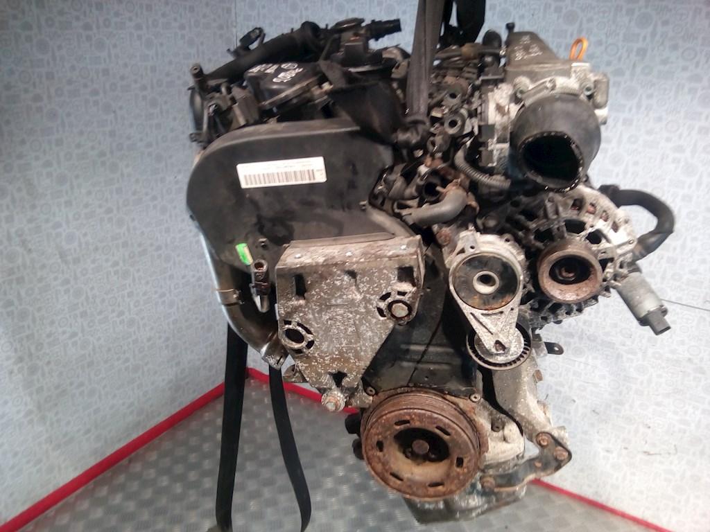 Двигатель (ДВС) Seat Ibiza 3  BJX