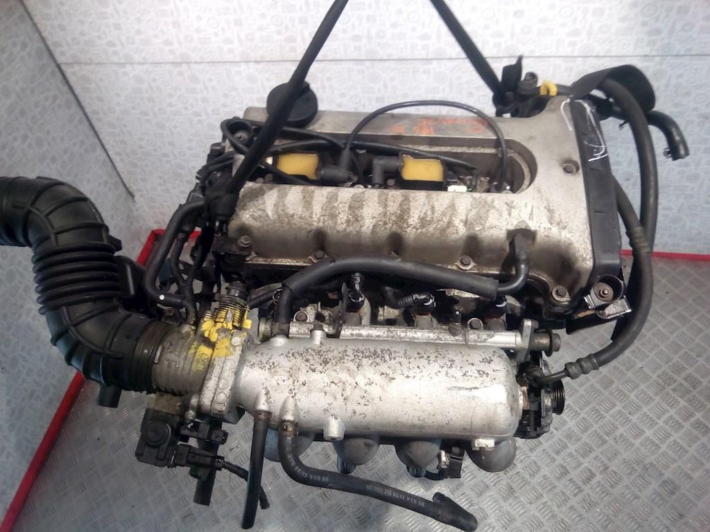 Двигатель (ДВС) Kia Carens 1  TB не читается