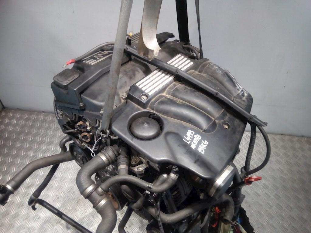 Двигатель (ДВС) BMW 3 Series (E46)  N46 B20 A