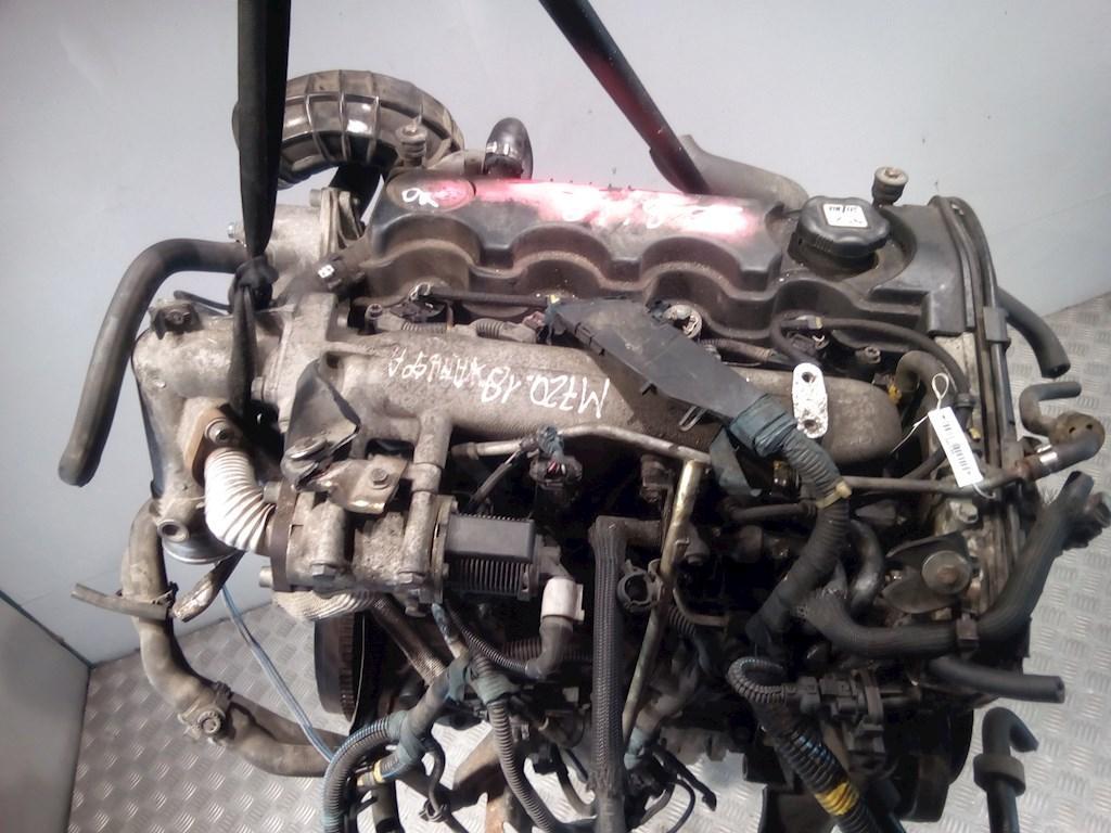 Двигатель (ДВС) Fiat Multipla  186 A9.000 (не читается)