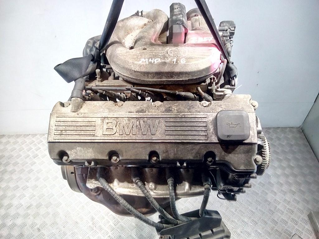 Двигатель (ДВС) BMW 3 Series (E36)  M43 B18 (184E1) не читается