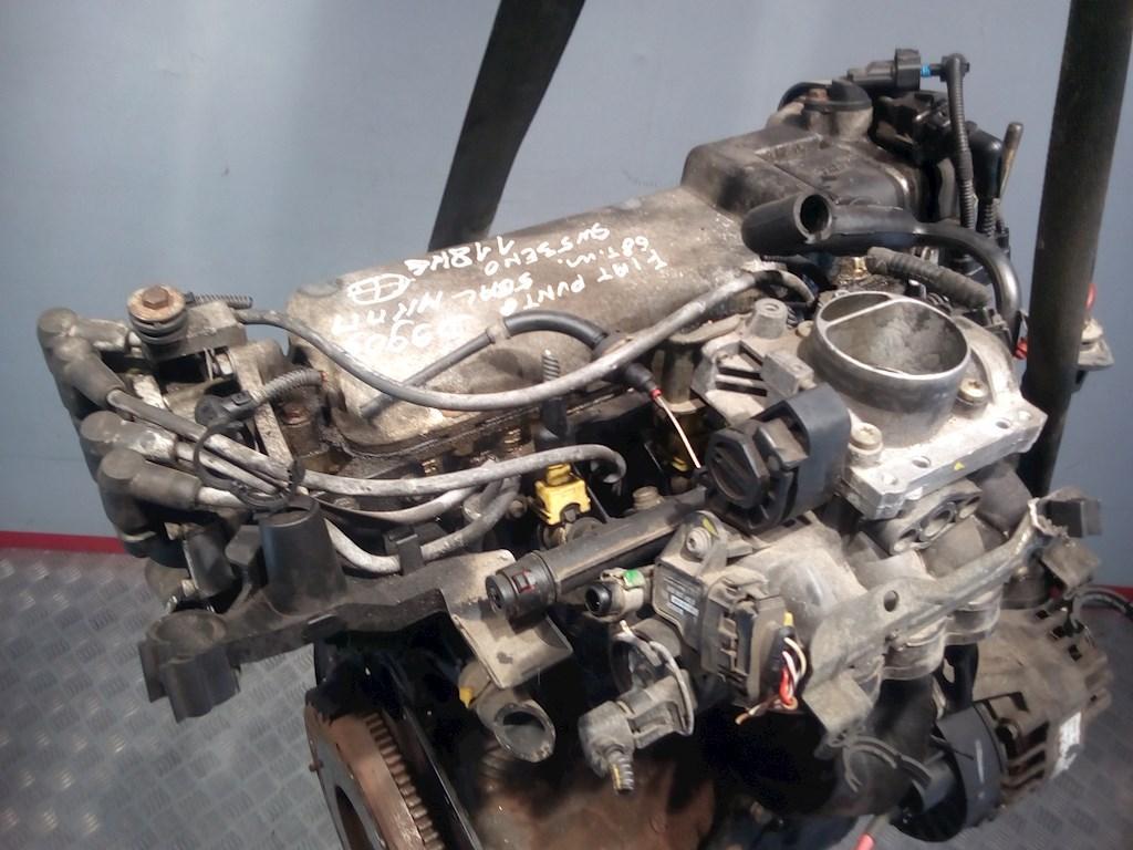 Двигатель (ДВС) Fiat Punto 2  188 A4.000