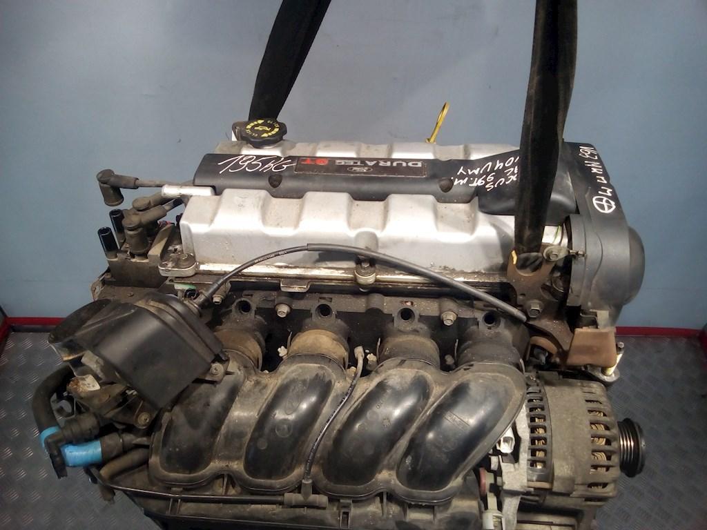 Двигатель (ДВС) Ford Focus 1  ALDA не читается