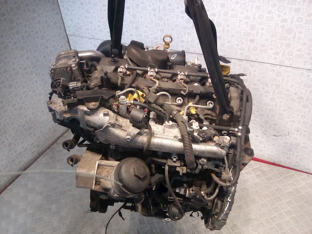 Двигатель (ДВС) Opel Corsa D  Z17DTR
