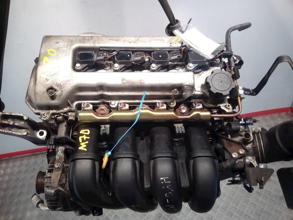 Двигатель (ДВС) Toyota Avensis 1  1ZZ-FE
