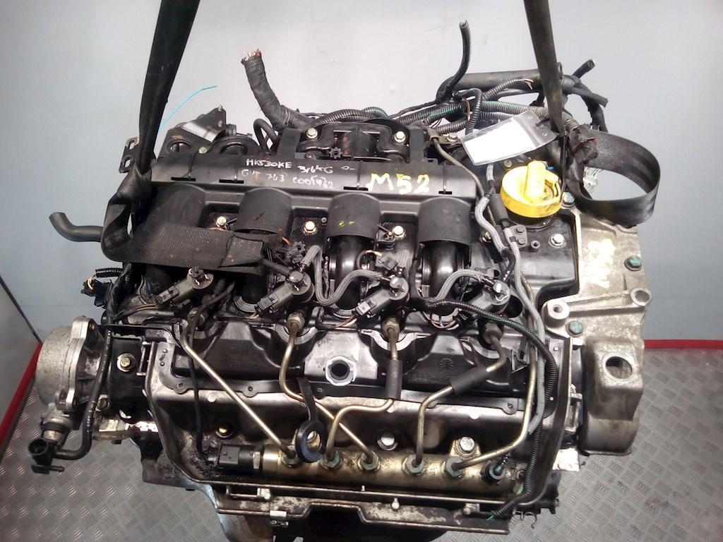 Двигатель (ДВС) Renault Espace 4  G9T 743