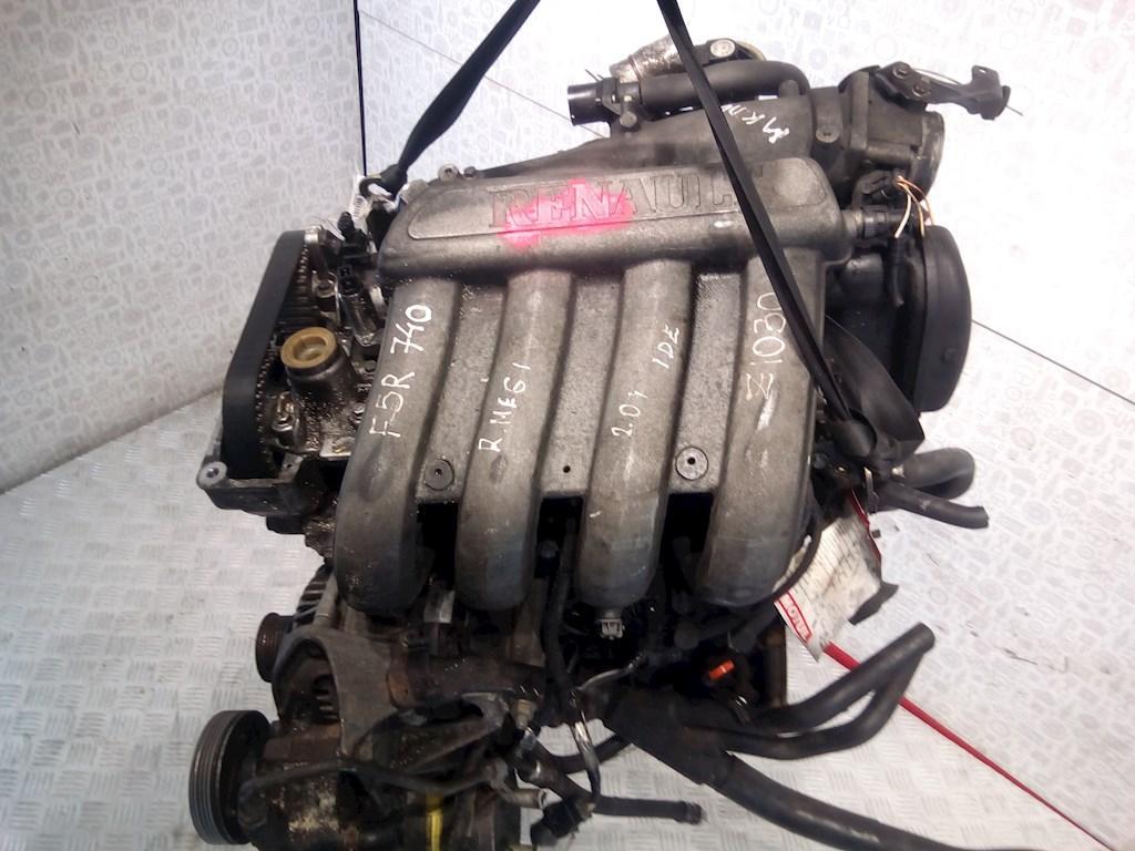 Двигатель (ДВС) Renault Megane 1  F5R 740