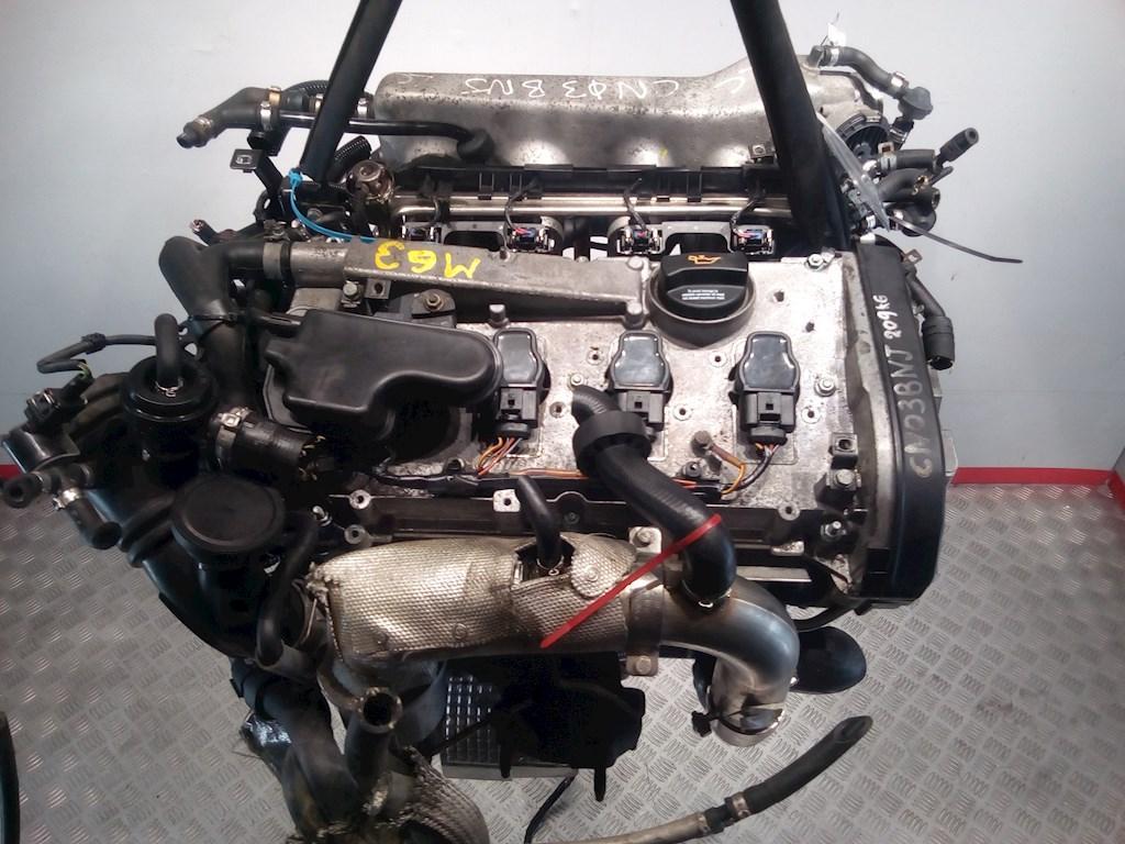 Двигатель (ДВС) Skoda Octavia 1U  AUQ не читается