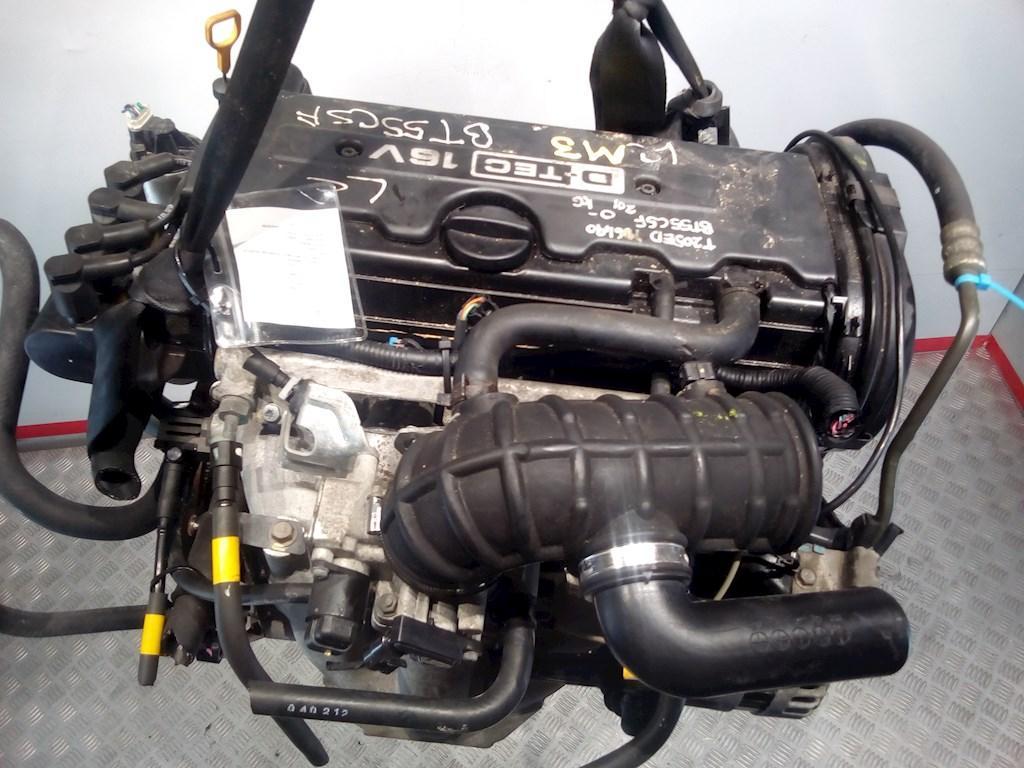 Двигатель (ДВС) Chevrolet Tacuma  T20SED
