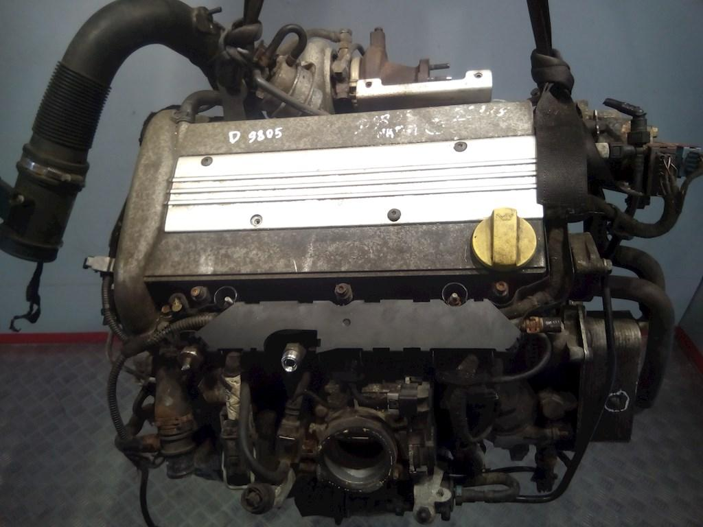 Двигатель (ДВС) Opel Vectra C  Z20NET