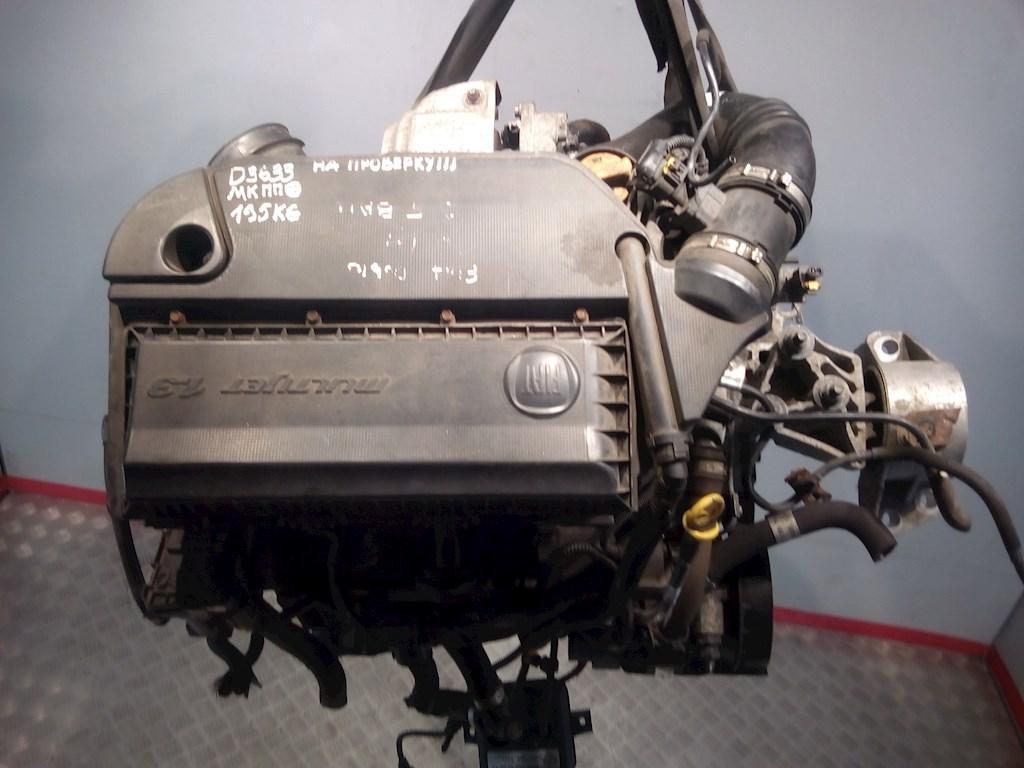 Двигатель (ДВС) Fiat Doblo 2  263A2.000