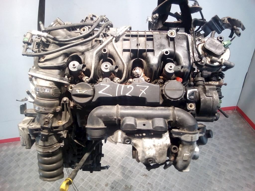 Двигатель (ДВС) Ford Fiesta 6  HHJD