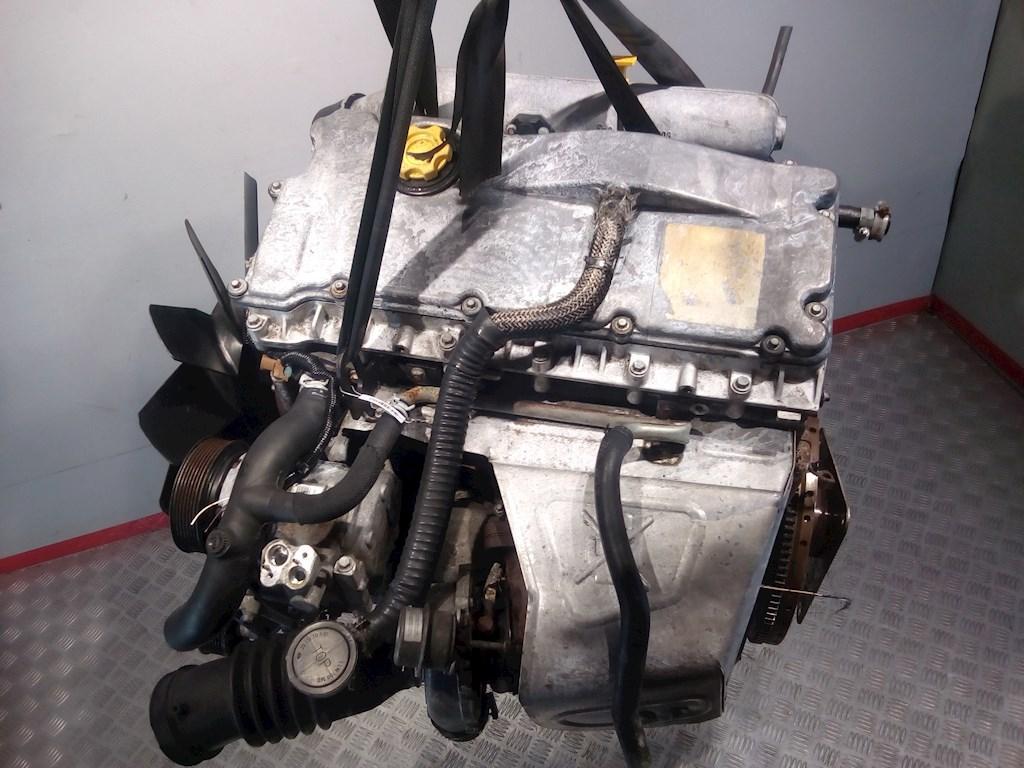 Двигатель (ДВС) Land Rover Discovery 2  10P