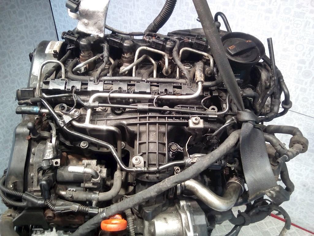 Двигатель (ДВС) Skoda Superb (3T)  CAY