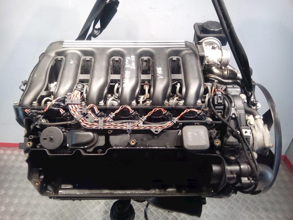 Двигатель (ДВС) BMW 3 Series (E46)  M57 D30 (306D1)