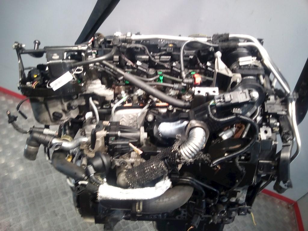 Двигатель (ДВС) Ford Mondeo 4  T1BB