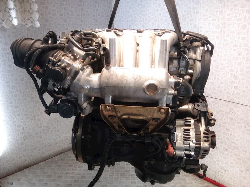 Двигатель (ДВС) Mitsubishi Galant 8  4G64