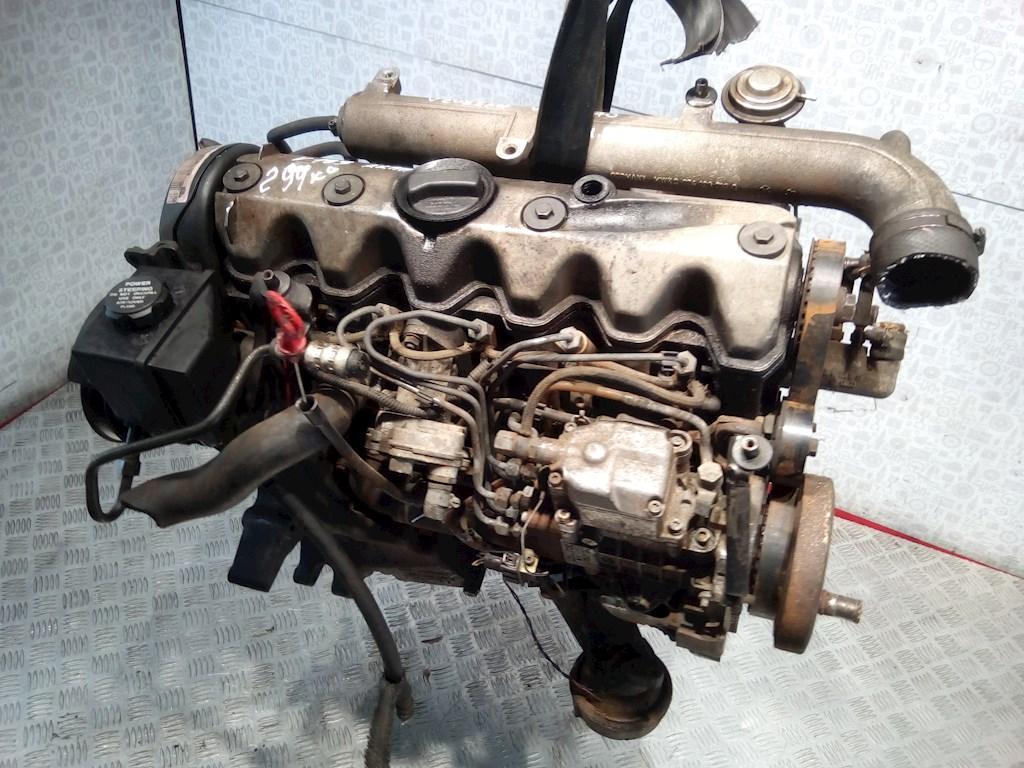 Двигатель (ДВС) Volvo S70 V70 1  D5252T
