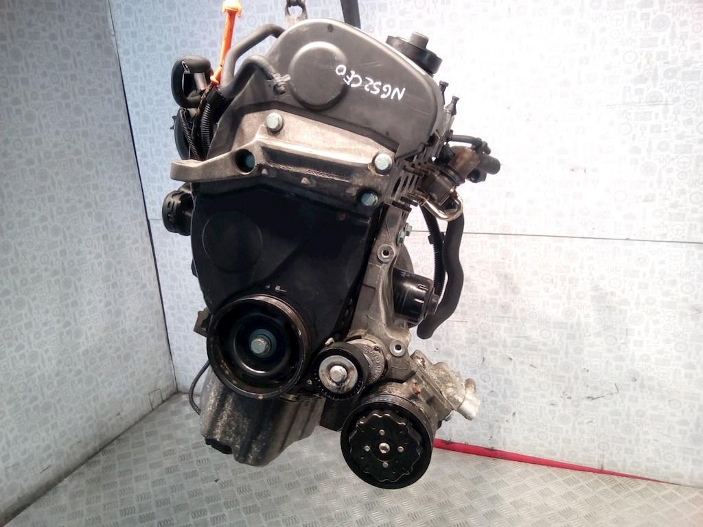 Двигатель (ДВС) Volkswagen Polo 4  BBY