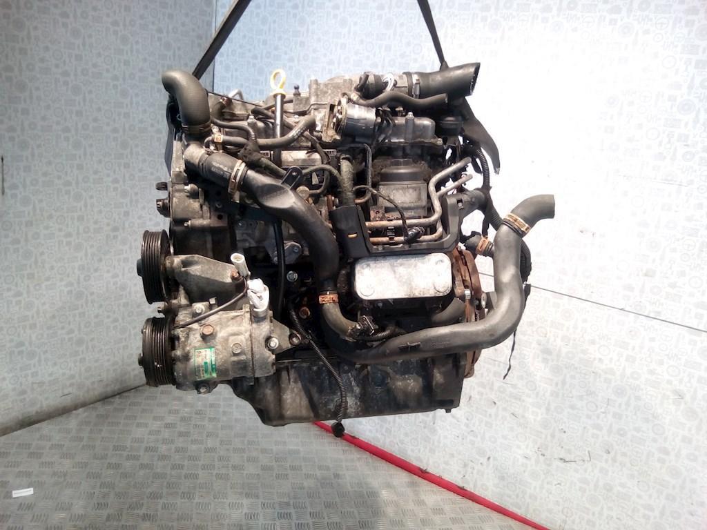 Двигатель (ДВС) Opel Zafira A  Y22DTR не читается