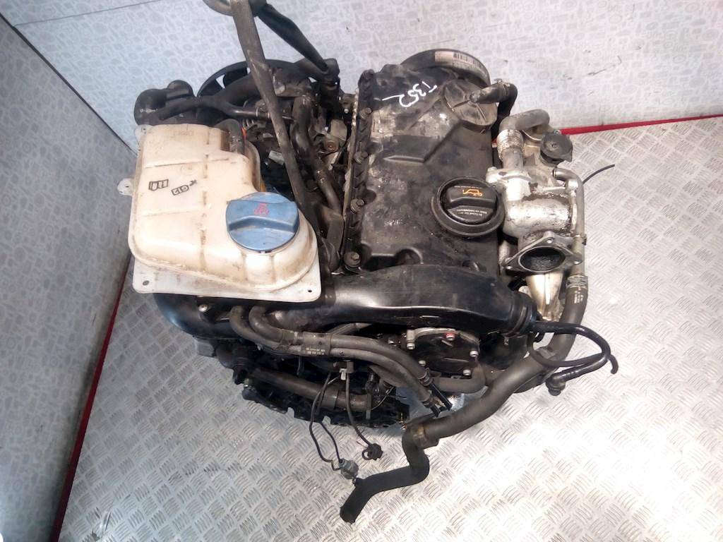 Двигатель (ДВС) Volkswagen Passat 5 GP  BGW