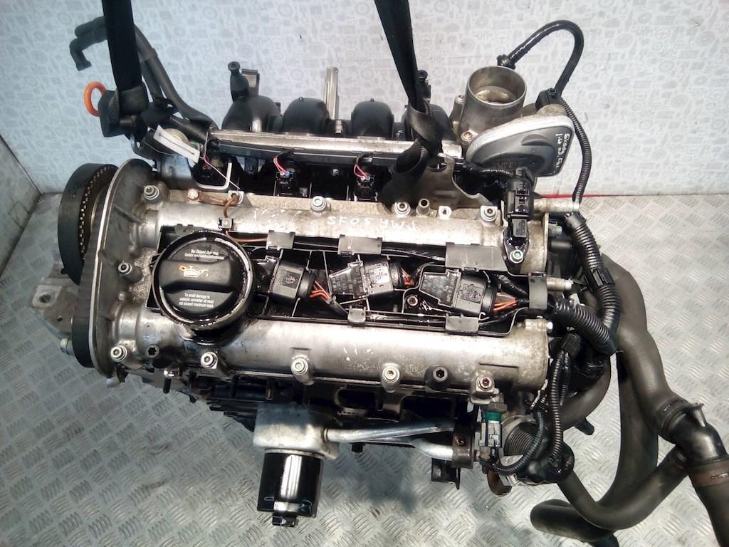 Двигатель (ДВС) Seat Leon  BCB