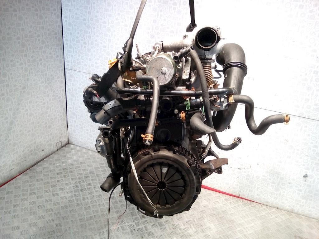 Двигатель (ДВС) Renault Megane 1  F9Q 732/733