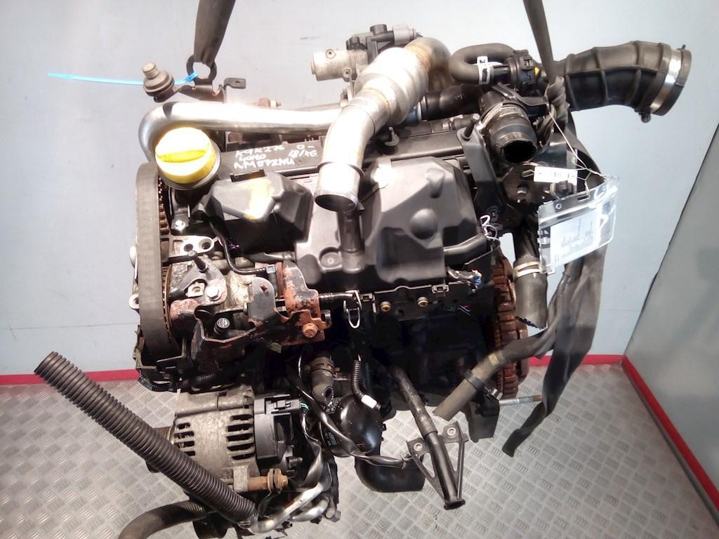 Двигатель (ДВС) Nissan Note  K9K 276