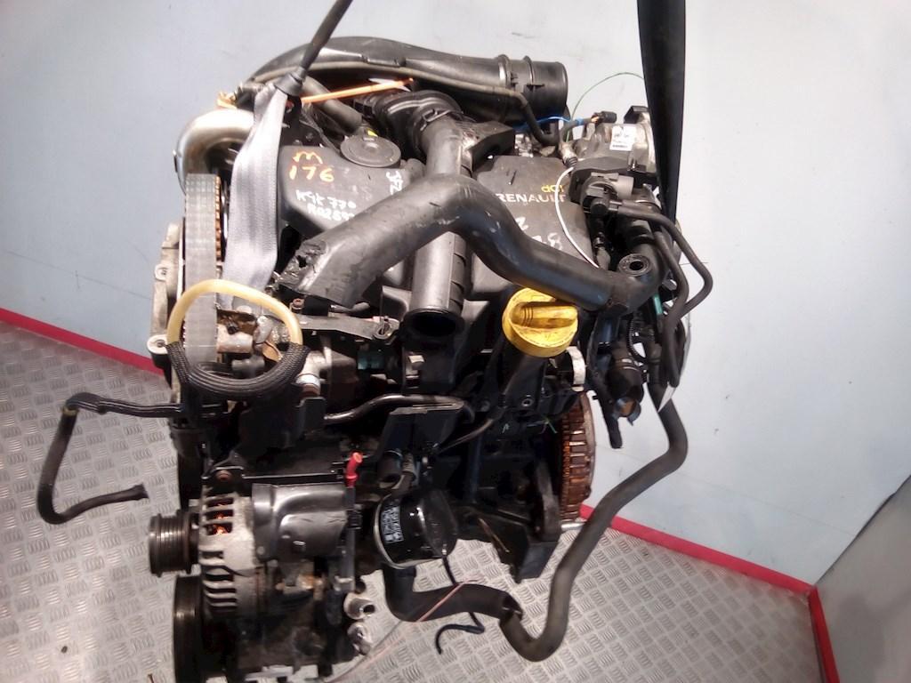 Двигатель (ДВС) Renault Clio 3  K9K 770