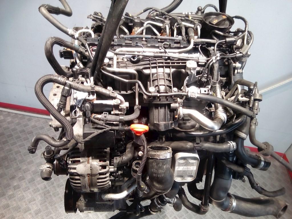 Двигатель (ДВС) Skoda Octavia 1Z  CAYC не читается