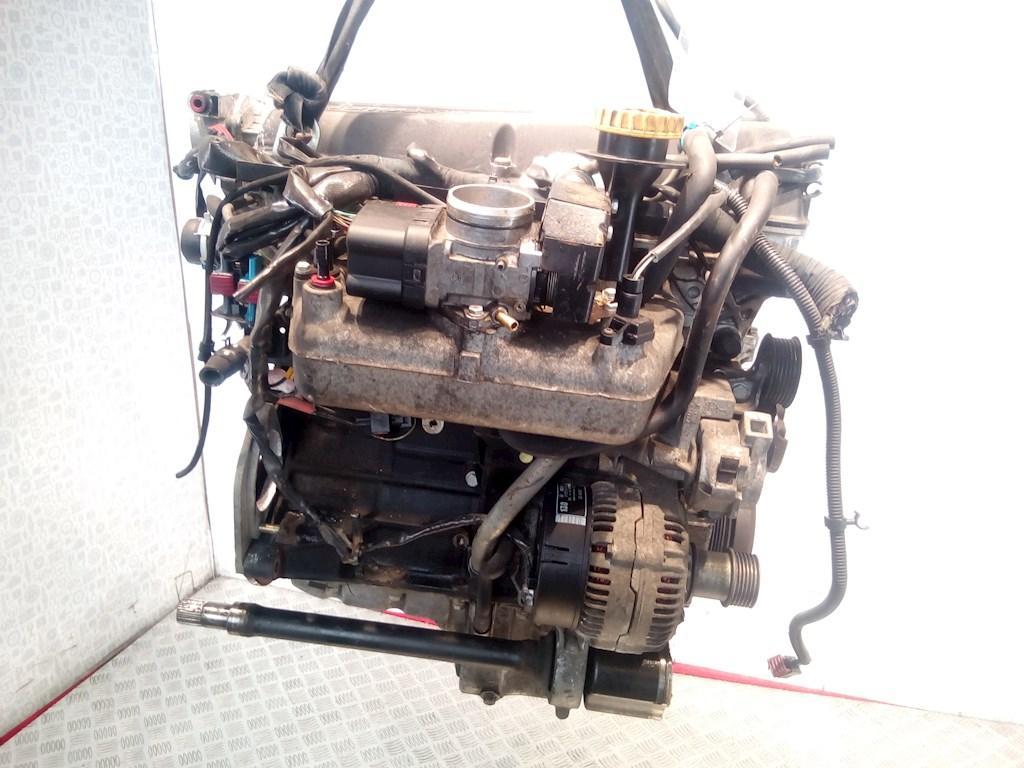 Двигатель (ДВС) Saab 9 3 (1)  B205E