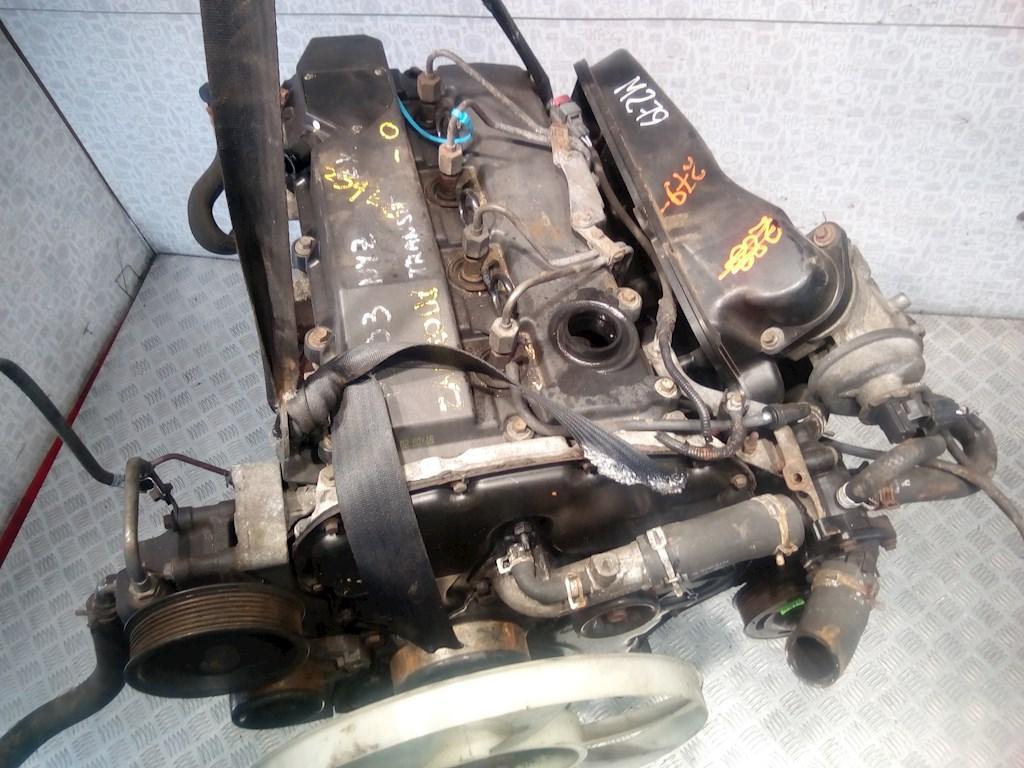 Двигатель (ДВС) Ford Transit 4  D2FA