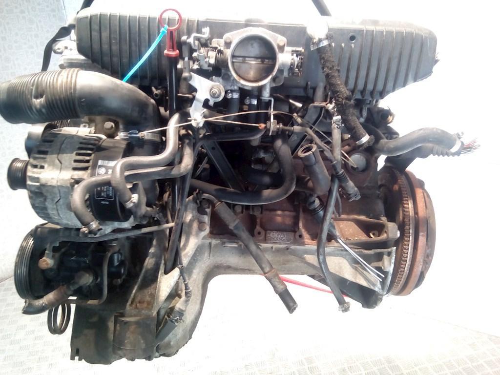 Двигатель (ДВС) BMW 5 Series (E34)  M50 B25 (256S1) не читается