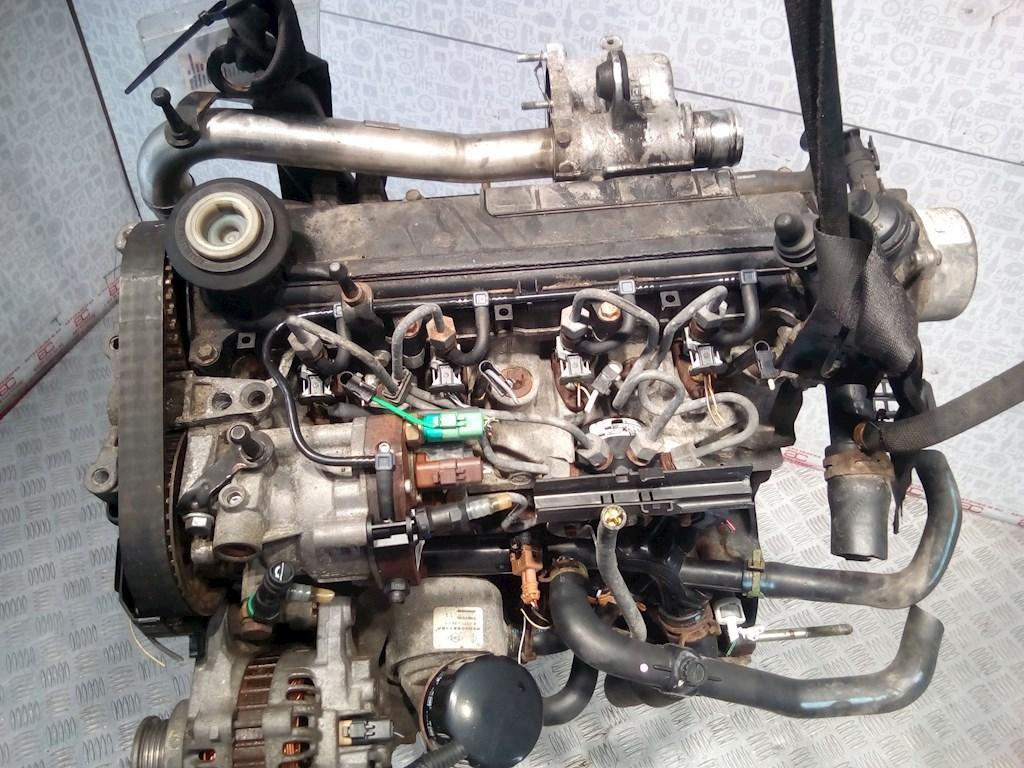 Двигатель (ДВС) Renault Clio 2  K9K 704