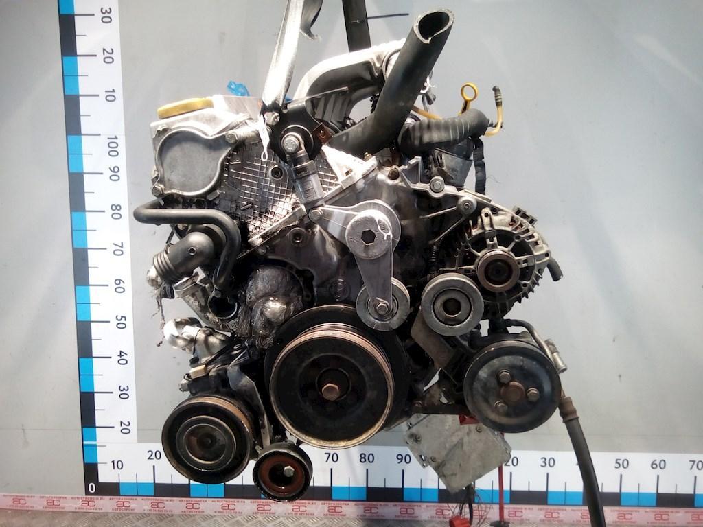 Двигатель (ДВС) Land Rover Range Rover  M51D25 (256DT) не читается