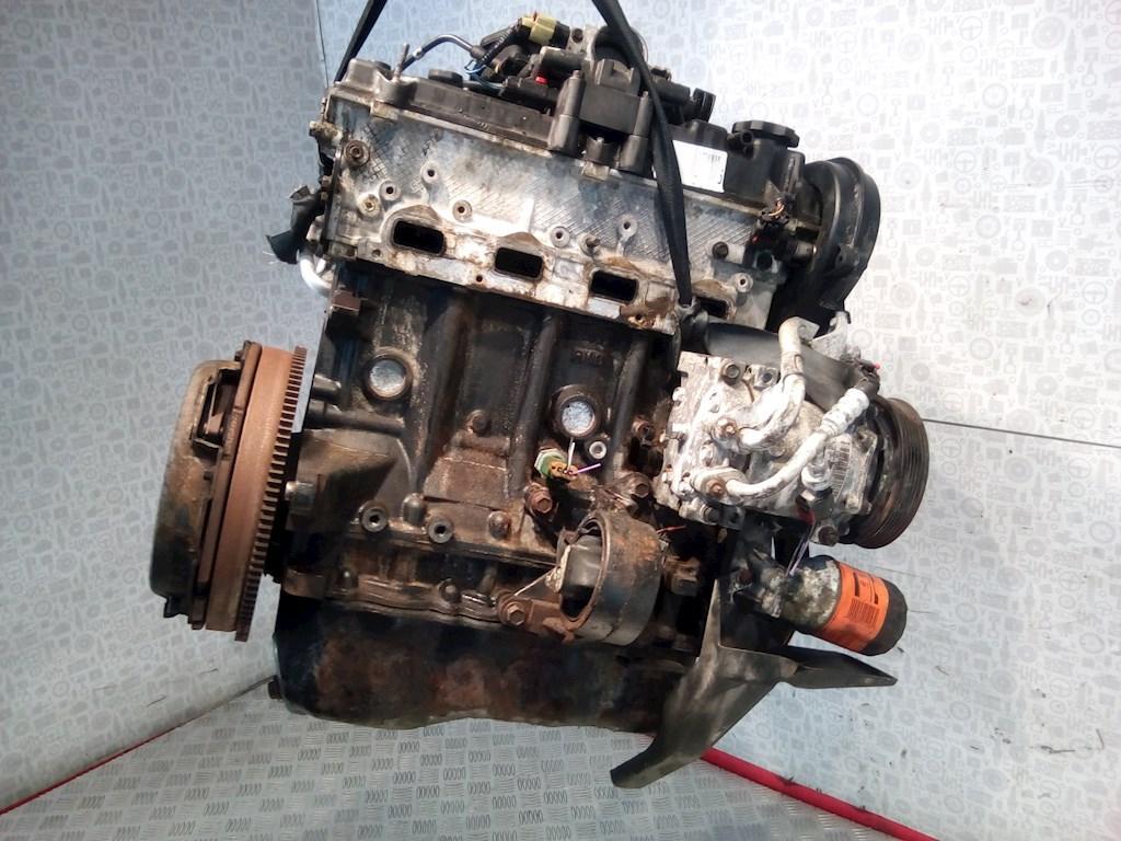 Двигатель (ДВС) Jeep Cherokee 3  не читается