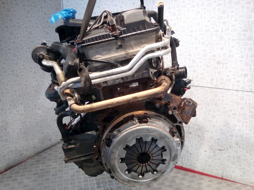 Двигатель (ДВС) Ford Transit 4  не читается