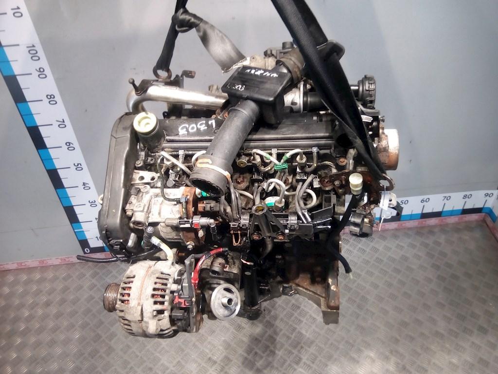 Двигатель (ДВС) Renault Kangoo (W/FW)  K9K 800