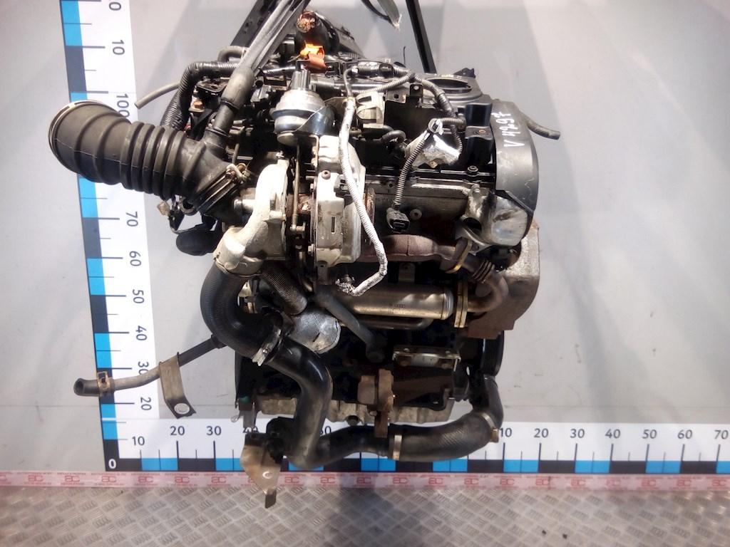 Двигатель (ДВС) Mitsubishi Lancer 10  BWC
