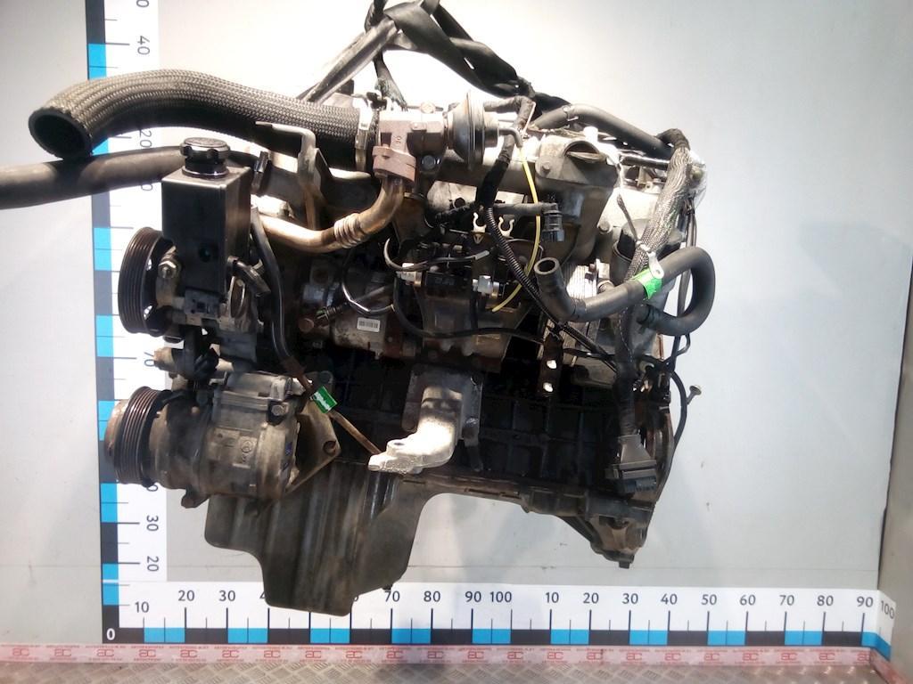 Двигатель (ДВС) SsangYong Rodius  D27DT не читается