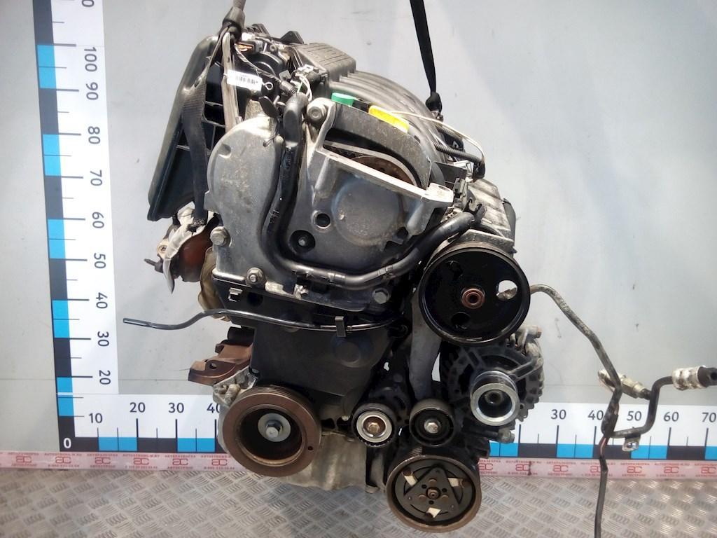 Двигатель (ДВС) Renault Scenic 1  K4J 750 не читается
